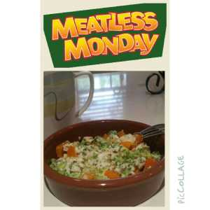 Meatless Monday Breakfast
